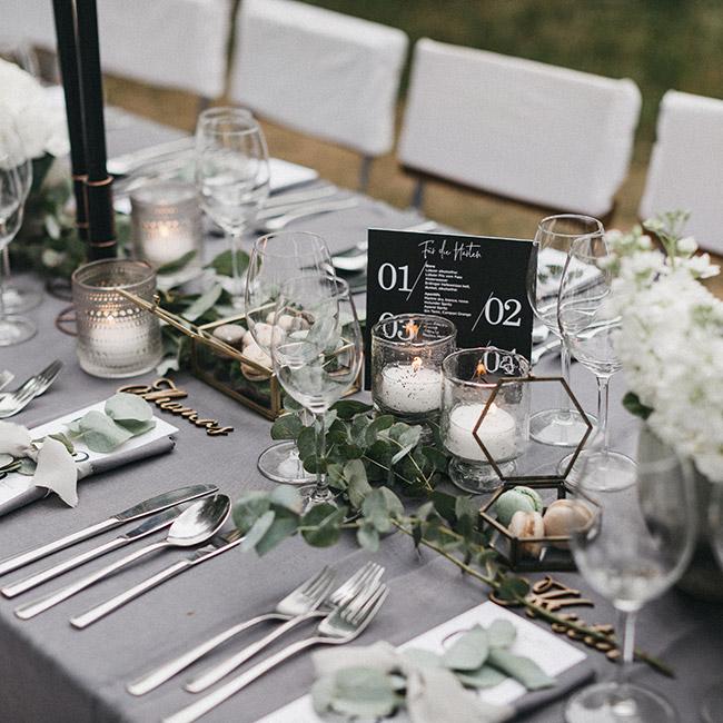 Individuelle Hochzeitspapeterie von Made with Love