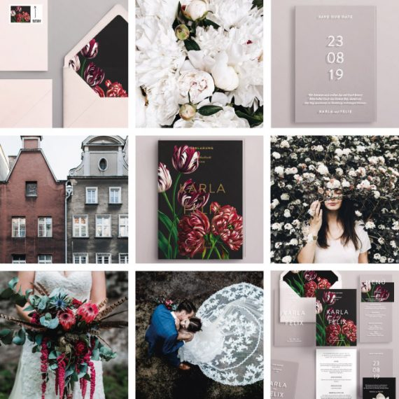 Moodboard Made with Love