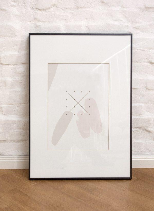 Mini-Poster im Design Skrolan