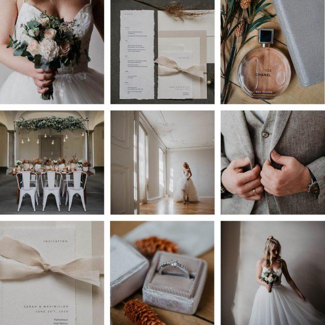 Hochzeitspapeterie exklusiv und hochwertig von Made with Love